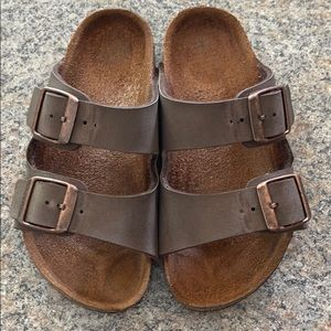 Birkenstock sandals size 9-9.5 used good condition